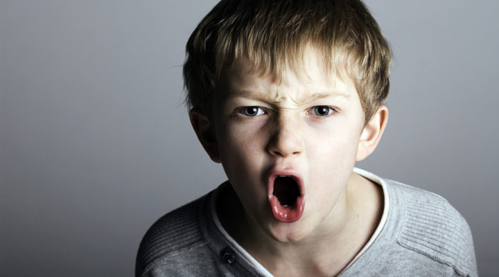 12 Tips para calmar a nuestros hijos con enojo extremo