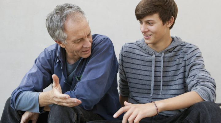 10 consejos que debes darle a tu hijo adolescente